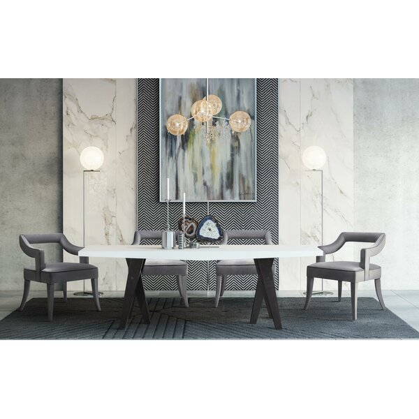Shockley 5 Piece Dining Set by Everly Quinn