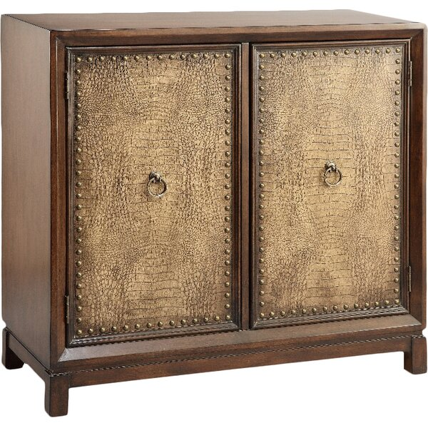 Tatem 2 Door Accent Cabinet by World Menagerie