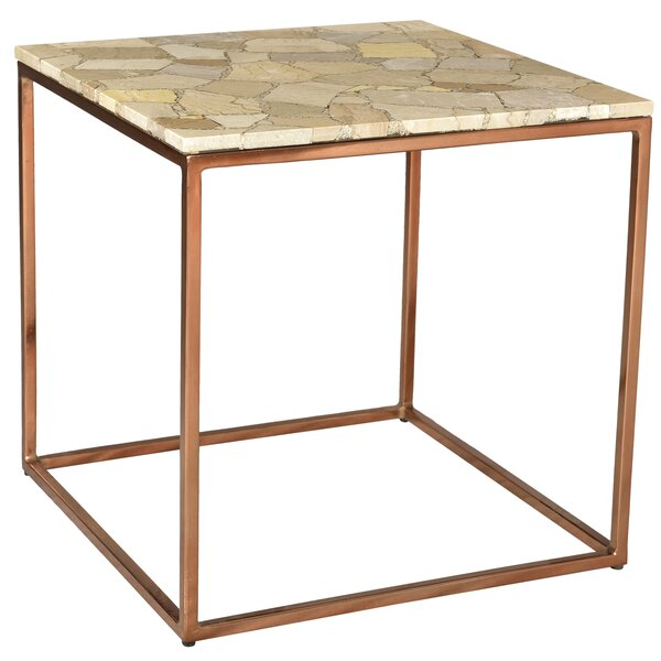 Ginsberg End Table by Everly Quinn Everly Quinn