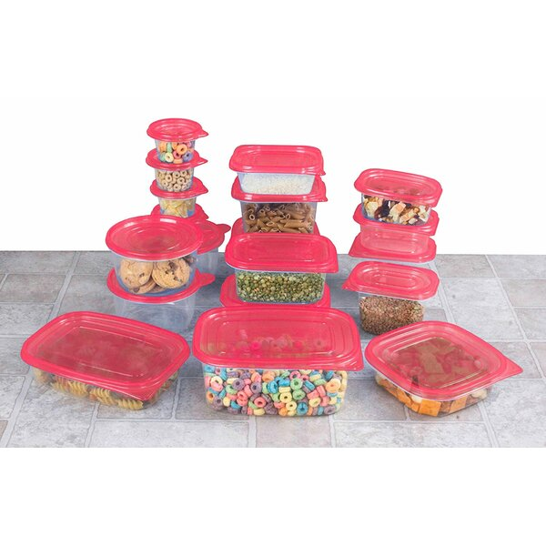 Meal Prep 60 Container Food Storage Set by Rebrilliant