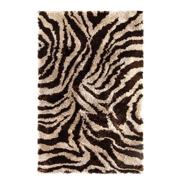 Safari Beige/Brown Rug by Dynamic Rugs