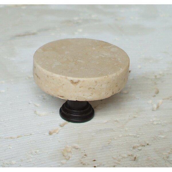 Tuscany Mushroom Knob by Vine Designs LLC