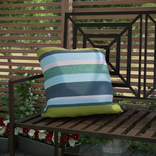Bobbitt Outdoor Throw Pillow (Set of 2) by Mercury Row