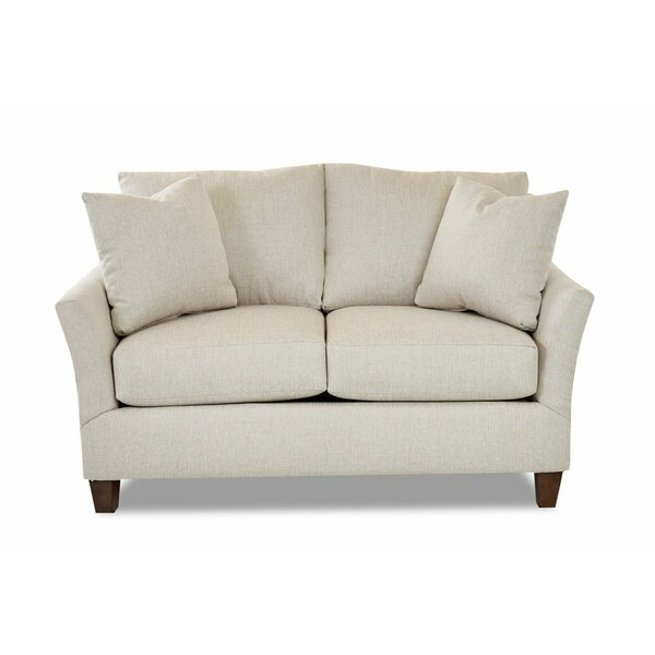 High-quality Izabella Loveseat by Wayfair Custom Upholstery by Wayfair Custom Upholstery��