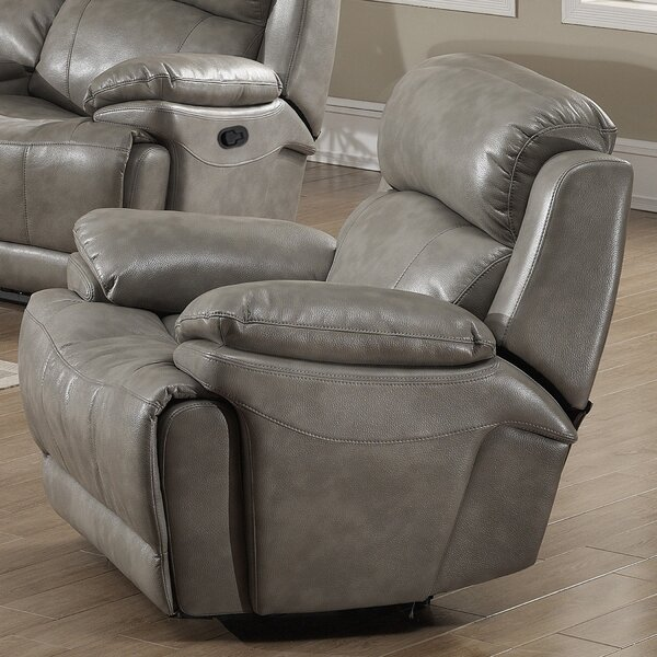 Kunkel Manual Glider Recliner By Red Barrel Studio