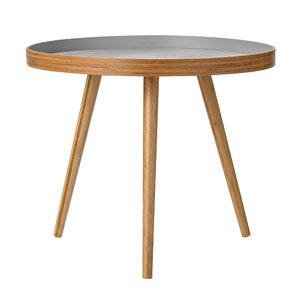 Bamboo End Table by Bloomingville