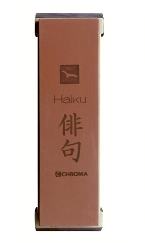Haiku Original Whetstone Grit 800 Stainless Steel Sharpening Stone by Chroma