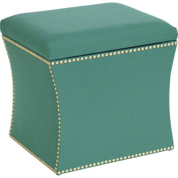 Laguna Storage Ottoman by Skyline Furniture