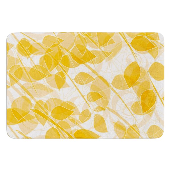 Summer by Anchobee Bath Mat by East Urban Home