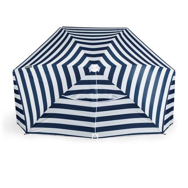 Bella Beach Umbrella by Breakwater Bay