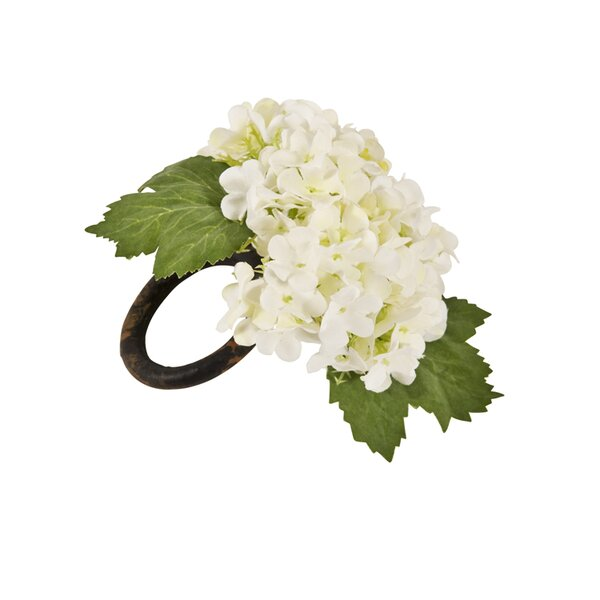 Viburnum Napkin Rings (Set of 4) by Saro
