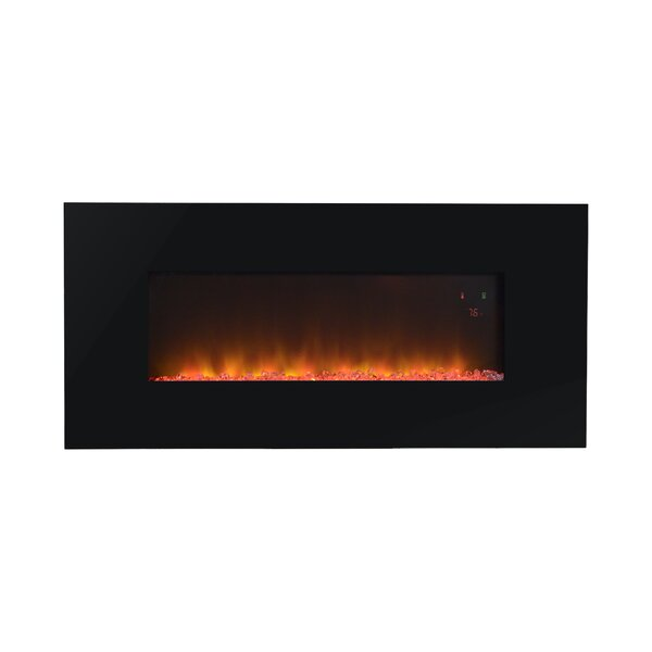 Paris Wall Mounted Electric Fireplace by Homestar