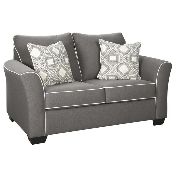 Sneller Loveseat by Charlton Home