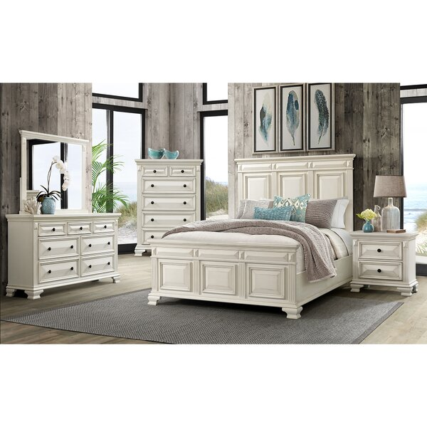 Cheadle Standard 4 Piece Bedroom Set by Darby Home Co