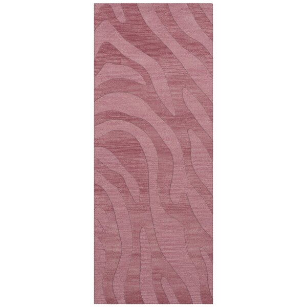 Jessica Abstract Tufted Wool Bubblishous Area Rug