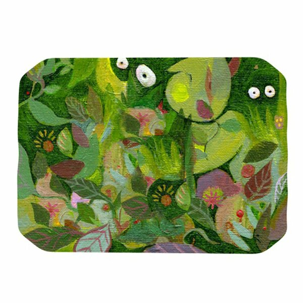 Jungle Placemat by KESS InHouse