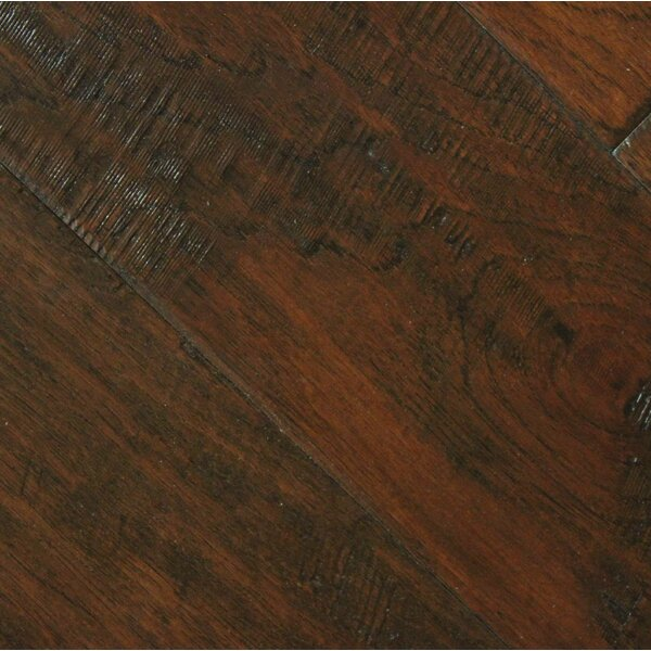 Ocean West 6-1/2 Engineered Hickory Hardwood Flooring in Klamath by Wildon Home ®