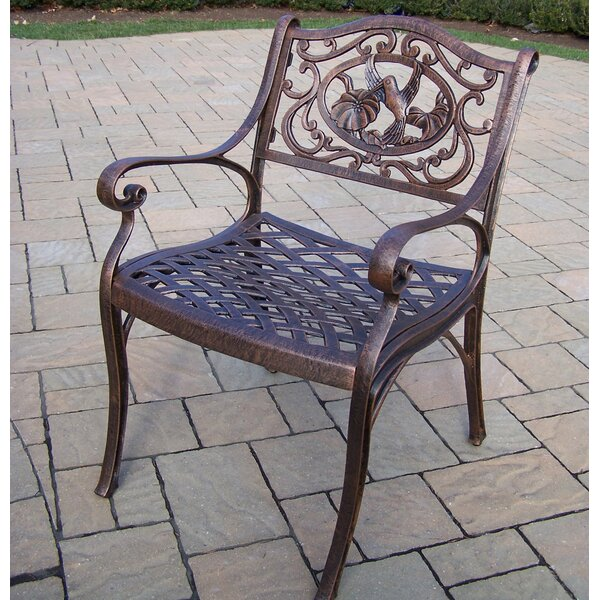 Wendling Patio Dining Chair by August Grove
