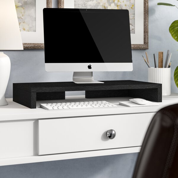 Figueroa Eco Computer Monitor Stand Laptop Riser by Winston Porter