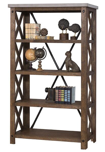 Stanhope Etagere Bookcase by Gracie Oaks
