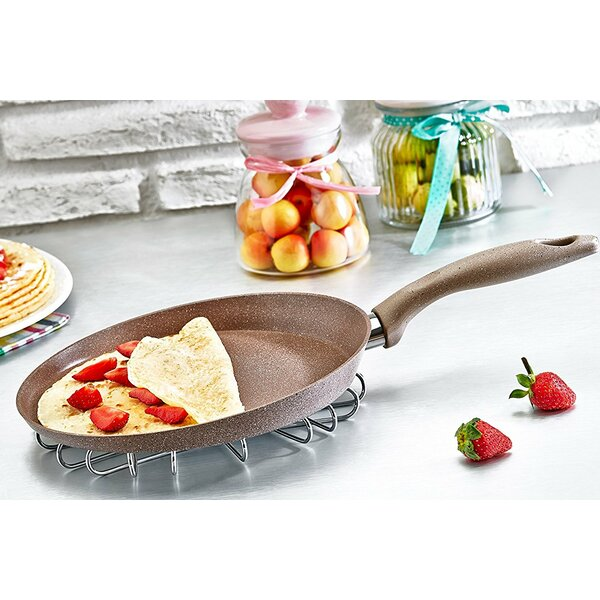 Granite Non-Stick Crepe Pan by Saflon