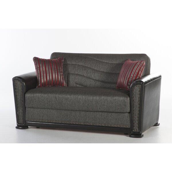 Anmol 66.5'' Flared Arm Sofa Bed by Winston Porter Winston Porter
