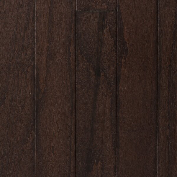 Rome 3 Engineered Oak Hardwood Flooring in Dark Chocolate by Branton Flooring Collection