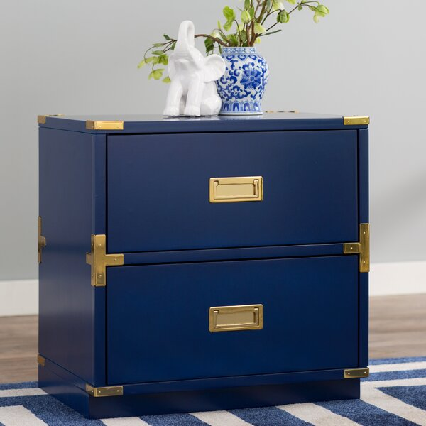 Harrison 2 Drawer Chest By Mercer41 by Mercer41 Read Reviews