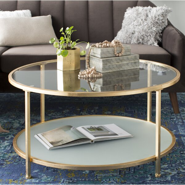 Hodnett 2 Tier Coffee Table by Mercer41