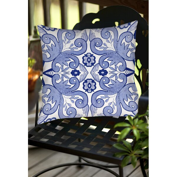 Atherstone Indoor/Outdoor Throw Pillow by Red Barrel Studio