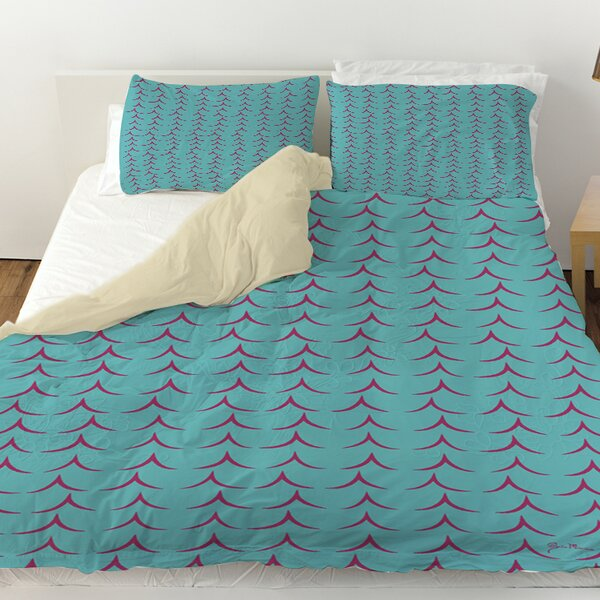 Banias Teepee Duvet Cover by Manual Woodworkers & Weavers