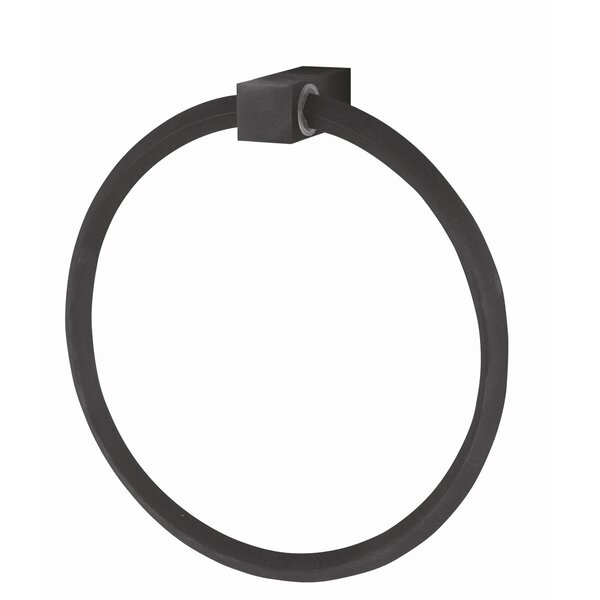 SPA 2 Wall Mounted Towel Ring by Alno Inc