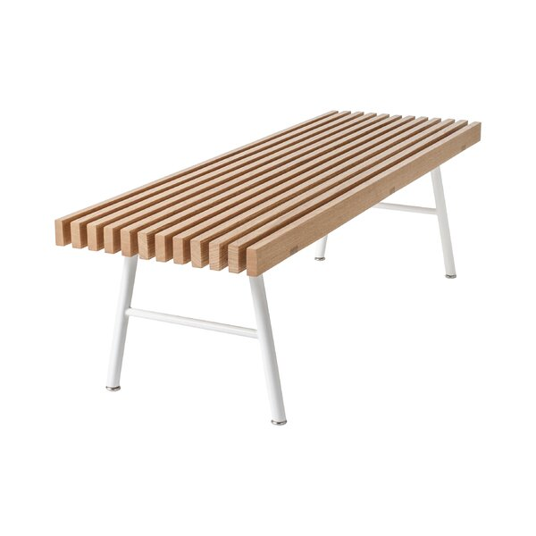 Transit Wood Bench by Gus* Modern