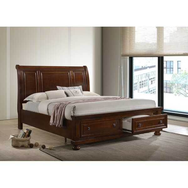 Lillianna Storage Platform Bed by Darby Home Co