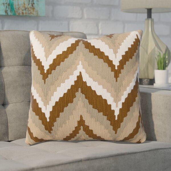 Stallworth Cotton Throw Pillow by Brayden Studio