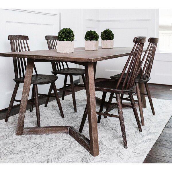 Walkowiak 5 Piece Dining Set by Gracie Oaks
