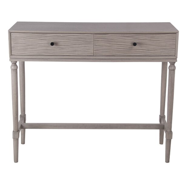 Darby Home Co Brown Console Tables