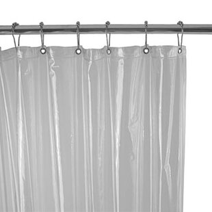 Inexpensive Vinyl Shower Curtain ByZenith Products