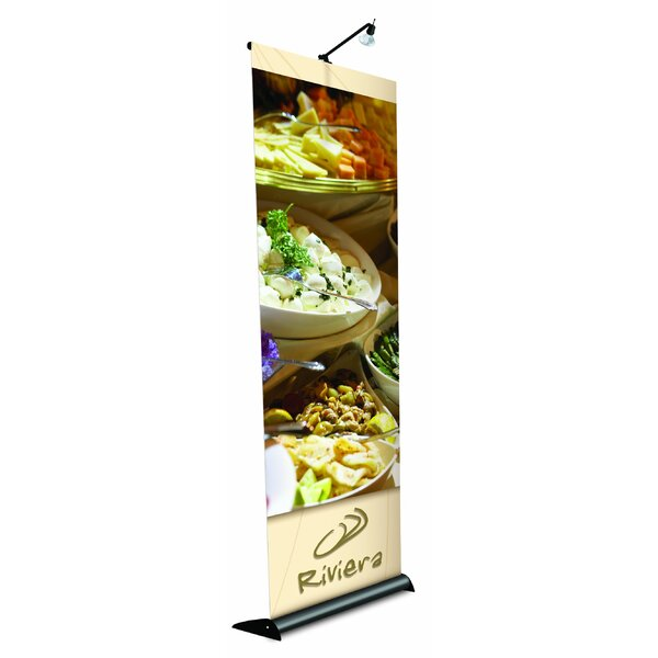 Mercury Retractable Banner Stands by Testrite