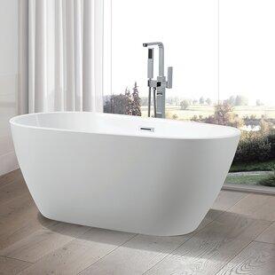 Shopping for 59 x 30 Freestanding Soaking Bathtub ByVanity Art