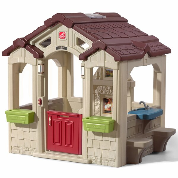 Charming Cottage Playhouse by Step2