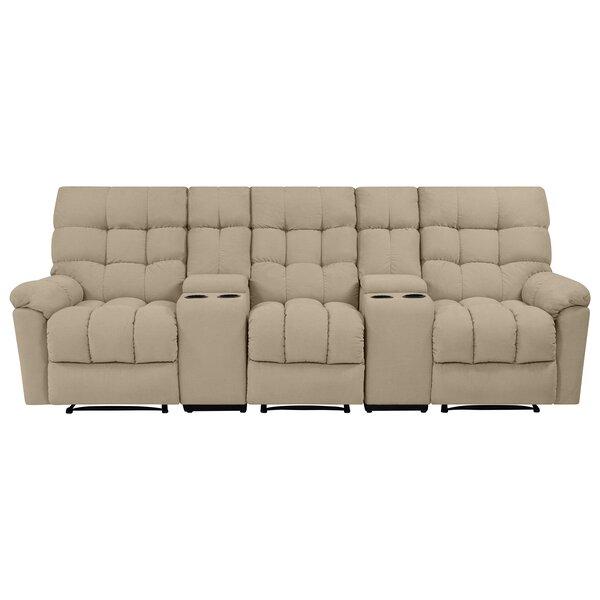Maus Reclining Sofa by Red Barrel Studio