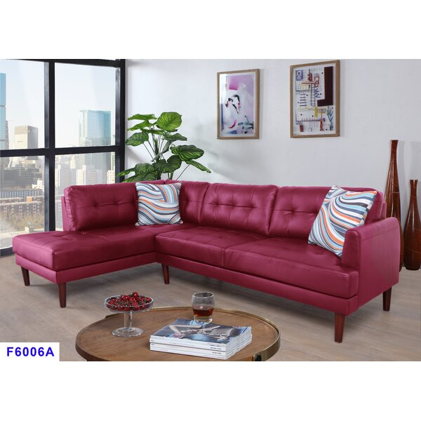 Buy Online Byron Sectional by George Oliver by George Oliver