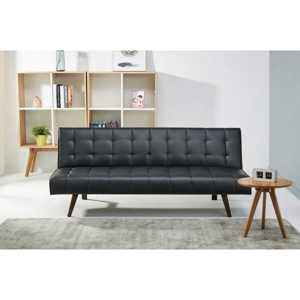 Warfel Modern Convertible Sofa by George Oliver