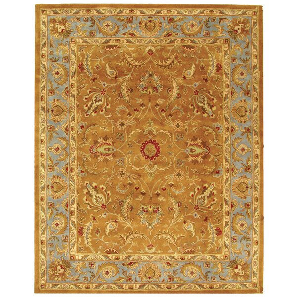 Taylor Brown  Tufted Wool Area Rug by Astoria Grand