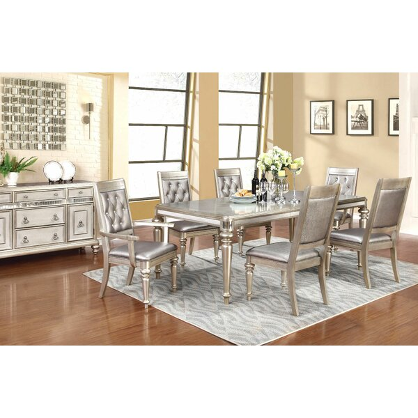 Horner 7 Piece Dining Set by Rosdorf Park