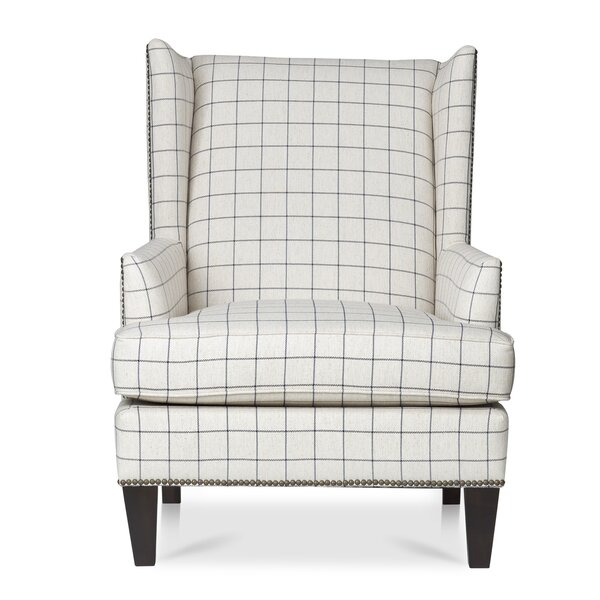 Vakil Wingback Chair by Latitude Run