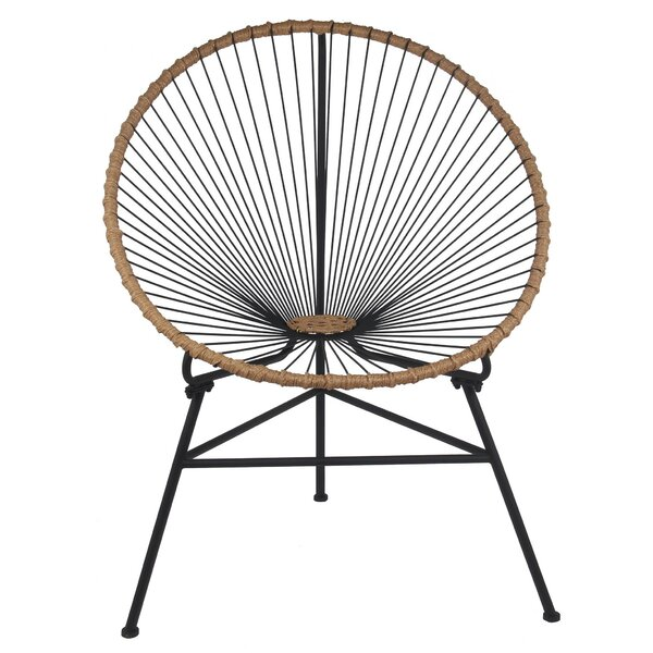 Cote Patio Chair by Bungalow Rose Bungalow Rose