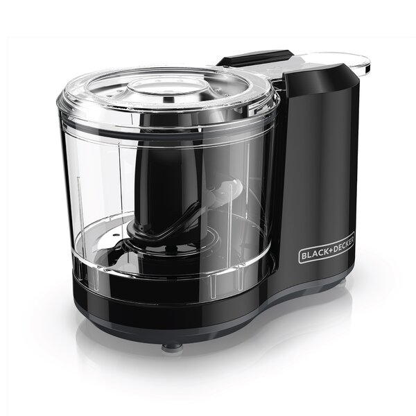 1.5-Cup Electric Food Chopper by Black + Decker