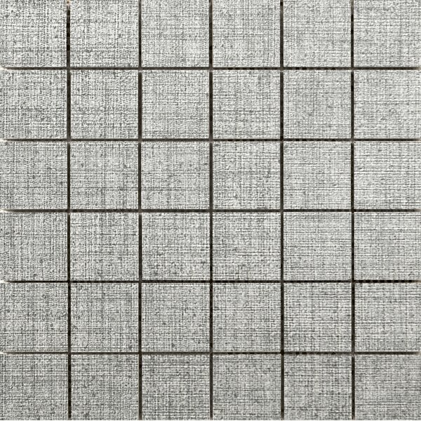 Canvas 2 x 2 Porcelain Mosaic Tile in Tweed by Emser Tile